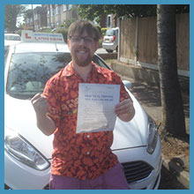 The Practical Driving Test